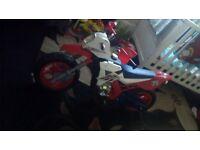 kids 6v electric bike
