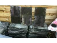 "10"" x 6.5"" Clay Roof Tiles (reclaimed) - Qty 3500 (approx)"