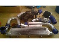 Full turbo kit