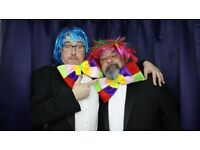 Photo booth hire Essex 5* reviews £235 free USB / HD Video 150+ Props!