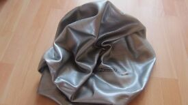 Reebok Grey Gym Ball - 65cm Very Good Condition