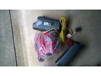 New - Power Devil garden vacuum 1600W