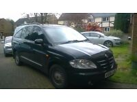 Ssangyong Rodius 2.7 Diesel Automatic