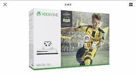 Xbox one with FIFA 17