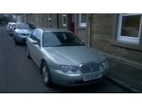 stunning looking Rover 75 club SE 2ltr petrol