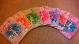 Magic Ballerina books by Darcy Bussell