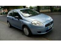 Fiat punto new timing