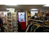 Volunteer with Save the Children! Haddington Shop.