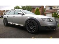 Audi A6 Allroad Bumpers and Arches