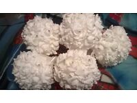 Bridesmaids Artificial Bouquets
