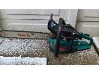 Makita DCS-520 petrol chainsaw