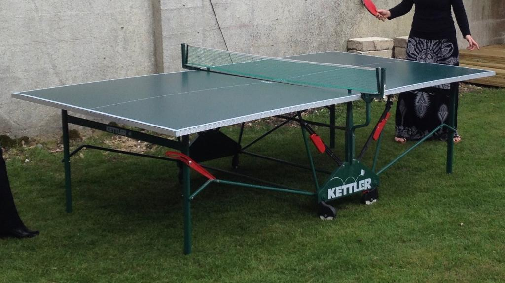 Kettler table tennis table in bournemouth dorset gumtree - Gumtree table tennis table ...