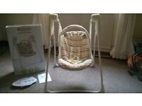 GRACO Swing (no longer required)