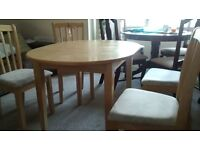 suitable for small kitchen/dining room