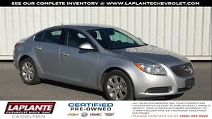 2012 Buick Regal Backup Camera + One Owner