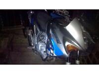 Honda xl 125v 5