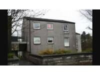 Large 3 bed flat to let in Abronhill Cumbernauld flexible deposit