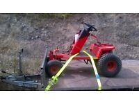 countax 800 tractor