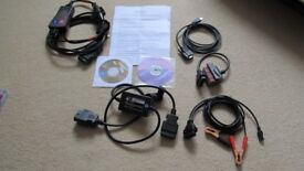 Lexia 3 PP2000 for Citroen / Peugeot Diagnostic tool with Diagbox UK