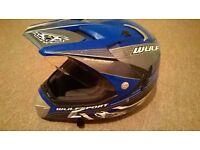 wulf dual helmet