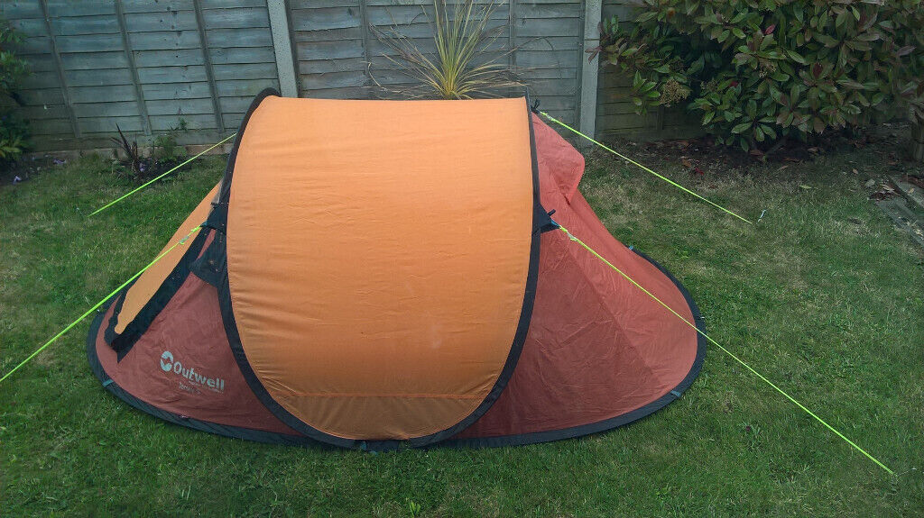 OUTWELL JERSEY S POP UP TENT | in Crewkerne, Somerset | Gumtree