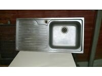 Single bowl sink (Delivery)