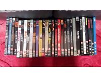 Job lot of mixed DVD's big titles 90+ action, thriller, horror , comedy etc.