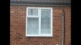 White windows upvc