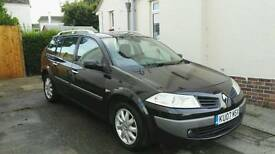 RENAULT MEGAN 1.6 VVT DYNAMIQUE PETROL ESTATE