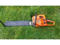Chainsaw good working order 30 pounds