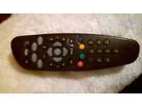 Sky TV remote control