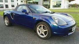 Toyota Mr2 with only 65k