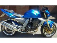 Z1000 muscle bike