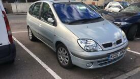 Automatic Renault Scenic 2.0 16v, Bargain - will be gone soon!