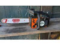 "tanaka ecs-320 14"" chainsaw"