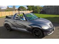Chrysler PT Cruiser 2.4 automatic convertible