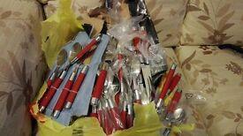 Sainsysburys cutlery NEW