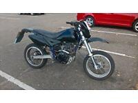 2014 superbyke rmr 125cc **£650** price reduction