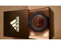genuine adidas mens sports watch brand new in box