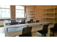EC2 Co-Working Space 1 -25 Desks - Old Street Shared Office Workspace