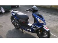 50cc Peugeot Speedfight3