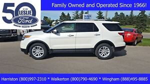 2012 Ford Explorer Limited AWD | One Owner | Leather