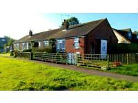 MUTUAL EXCHANGE 1 BED COUNCIL BUNGALOW , RURAL , COASTAL