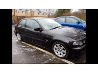 Bmw 318ti 52 plate fully loaded £900