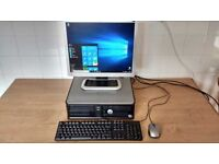 DELL Optiplex 760 PC - Windows 10 Pro + Office 2010 Pro