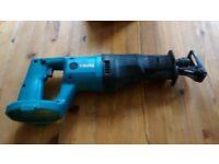 Makita 18V JR180D Reciprocating Saw