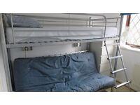Cptains bed & mattress