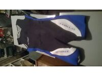 O'Three sleeveless wetsuit XL perfect central London bargain