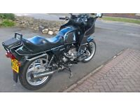 bmw R 80 RT excellent apart from gearbox problem stuck in gear