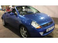 Convertible Ford Street KA 1.6 Luxury, Full Leather Interior., Just 51000 MILES, FSH, Very Clean
